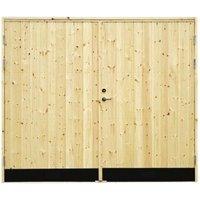 Garageport 18� Rak Panel