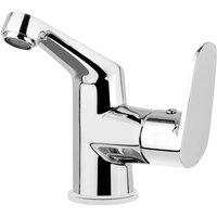 Chaber Tvättställsblandare med sidohandtag - Krom