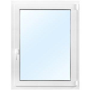 PVC-fönster | 3-glas | inåtgående | U-värde 0,96