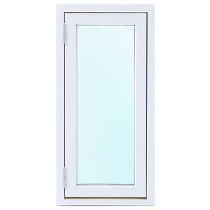 3-glas aluminiumfönster utåtgående - 1-Luft - U-värde 1,1