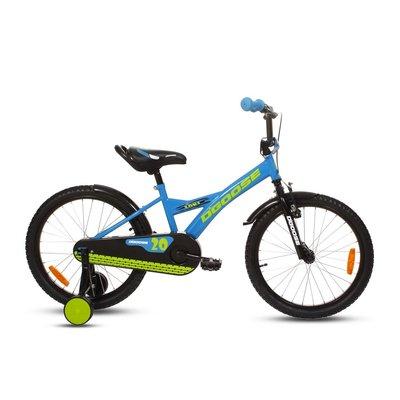 """Cykel D\\\'Goose 20\\\"""" - blå"""