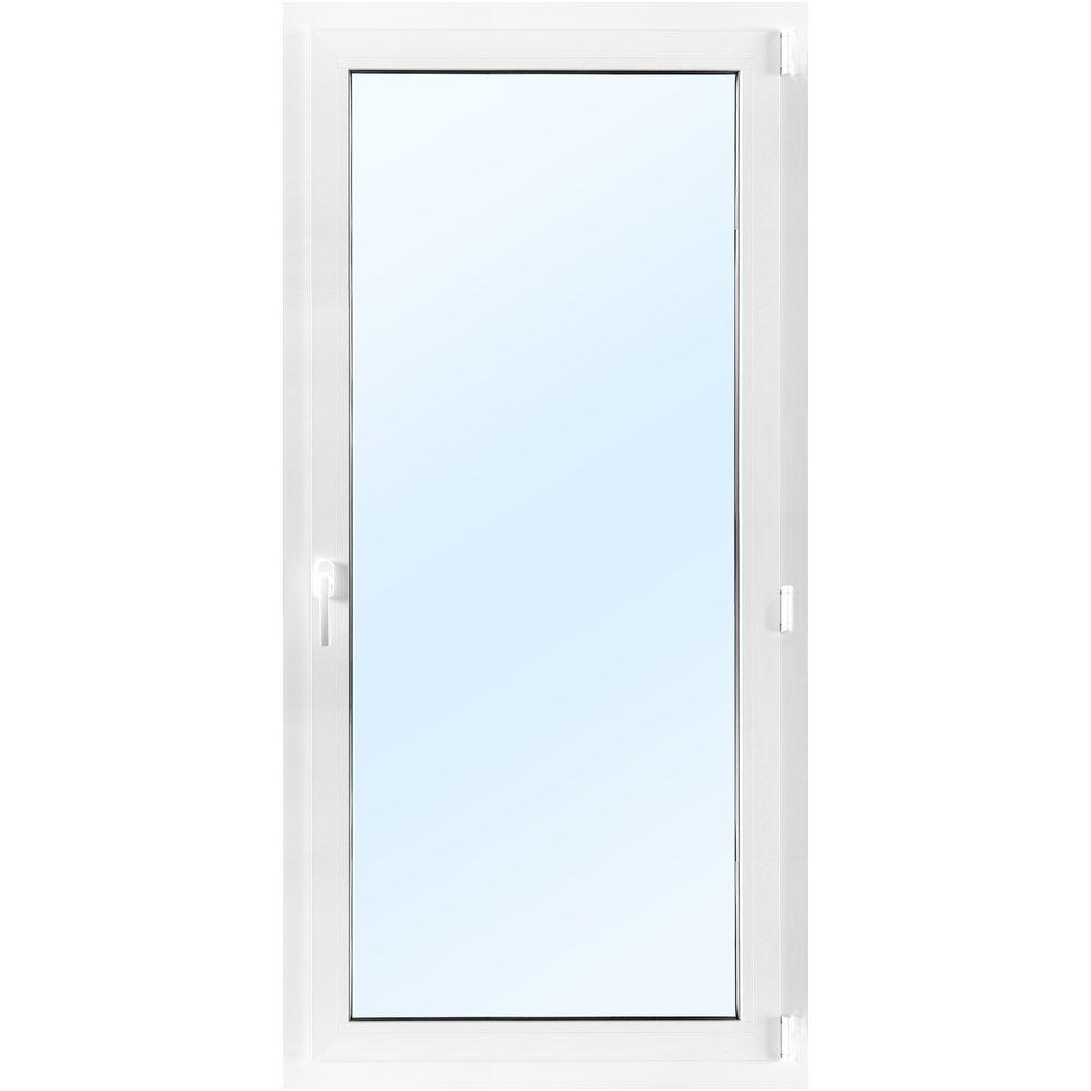 Fönsterdörr 3-glas - Inåtgående med tilt - PVC - U-värde 0,96 - 2595 ...