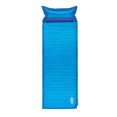 Liggunderlag med kudde (blå) NC1006