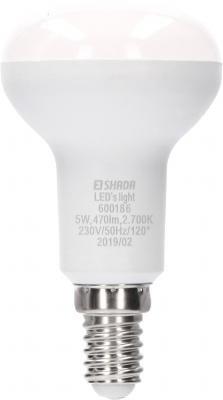 LED lampa R50 470lm E14 2700K