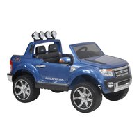 Elbil för barn Ford Ranger - blå
