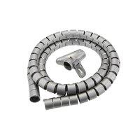 Kabelspiral med verktyg