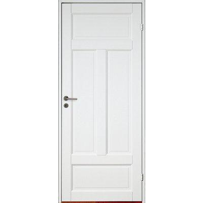 Innerdörr Kungsholmen - Massivt dörrblad med 4:spegel-indelning