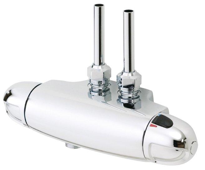 Badkar badkarsblandare med dusch : FM Mattsson Säkerhetsblandare för dusch (40 c/c), 9000 Krom - 9255 ...