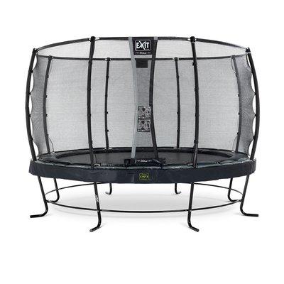 Studsmatta Elegant Premium - 366 cm + Säkerhetsnät Deluxe