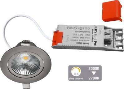 Dimbar spotlight IP44