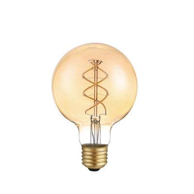 LED filament lampa G95 230lm E27