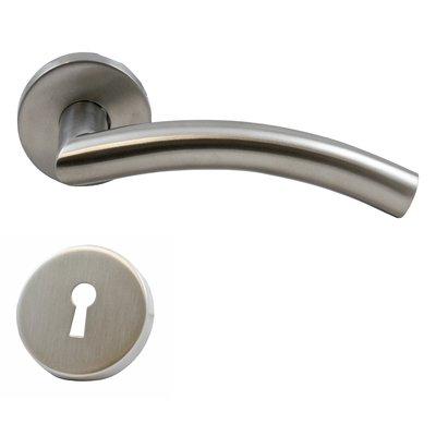 Dörrhandtag för innerdörrar Futura - Rostfritt stål