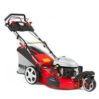 Trehjulig bensingräsklippare 56cm, självgående 4 växlar - 173cc