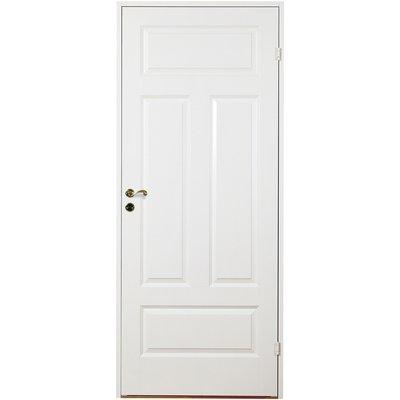 Innerdörr Fårö - 4-spegel - Formpressad dörr