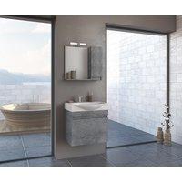 Möbelpaket Senso 65 granit
