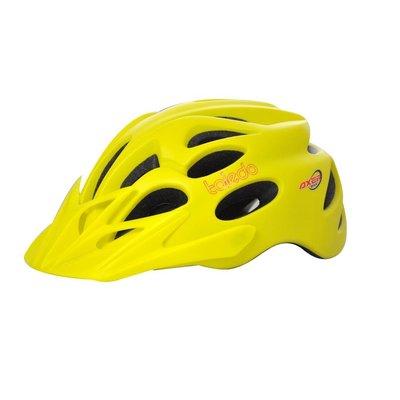 Cykelhjälm Toledo gul