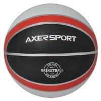 Basketboll - svart & grå (stl 7)