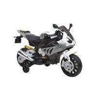 Eldriven BMW-motorcykel för barn - Grå