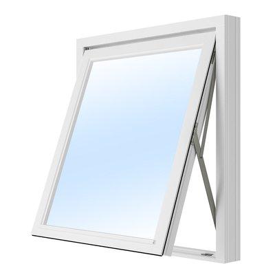 Vridfönster - 2-glas - Trä