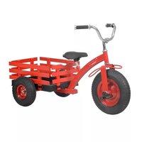 Trehjuling - röd