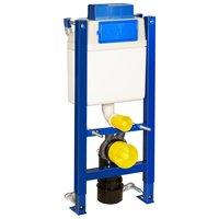 Gustavsberg Triomont XT WC-fixtur