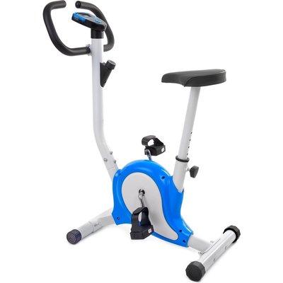 Träningscykel - Blå