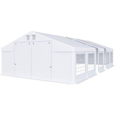 Partytält i PVC - 6 x 80 m
