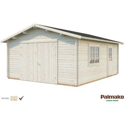 Garage Roger med slagport - 23,9 m²