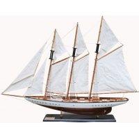 Modellbåt Clipper segelbåt - Fullriggare