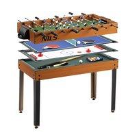 Spelbordset med 4 spel
