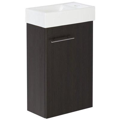 Tvättställsskåp Kim, med tvättställ