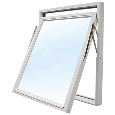 Vridfönster - 3-glas - Trä - U-värde: 1,1
