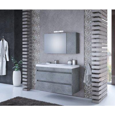 Möbelpaket Luxus 100 granit