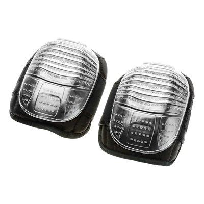 Knäskydd (med stöt-absorberande gel) M55-97-535