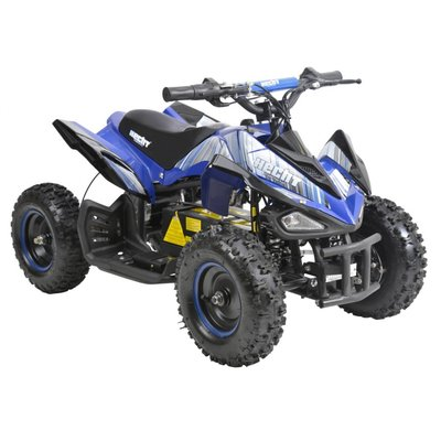 Blå ATV för barn