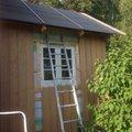 2-glasfönster Trä utåtgående - 2-Luft - Vit