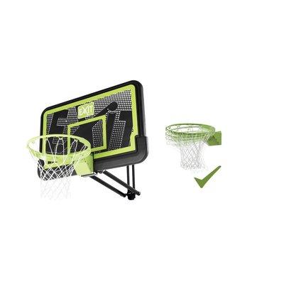 Basketkorg Galaxy med utstående väggmontering - Dunkbar (PP)