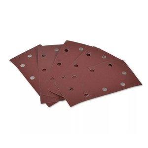Sandpapper slipmaskin 10 st 187 x 90 mm