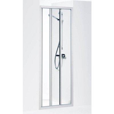 Ifö Solid SVS, rak duschvägg