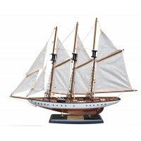 Modellbåt Atlantic segelbåt - Fullriggare