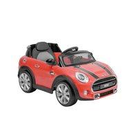 Elbil för barn Mini Hatch - röd
