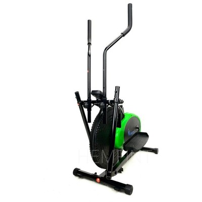 Crosstrainer - Grön & svart
