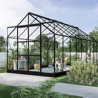Växthus Neptunus - 12,8 m²