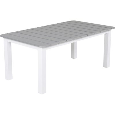 Ebbarp Soffbord – Vit/grå