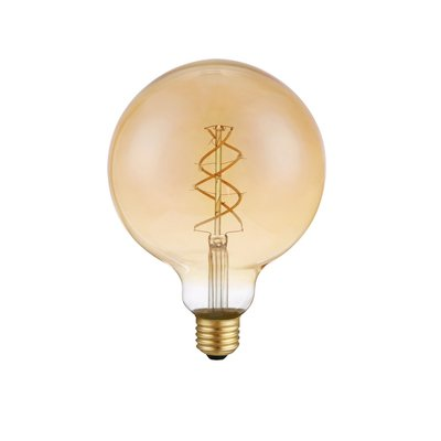 LED filament lampa G125 230lm E27