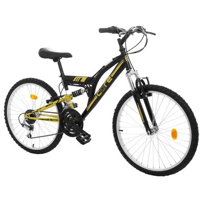 "Mountainbike Amtrak eco 26\"" - Gul"