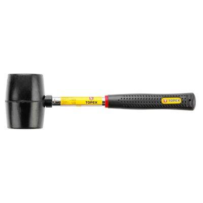 Gummiklubba, 60 mm / 450 g