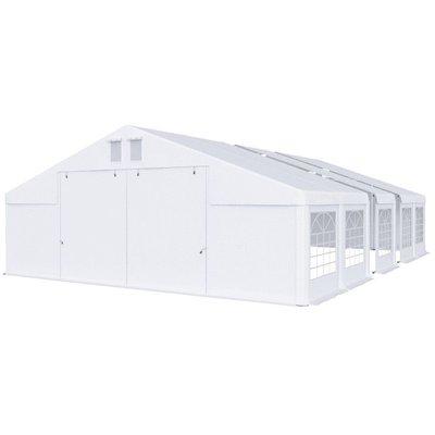 Partytält i PVC - 8 x 36 m