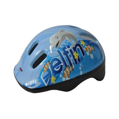 Cykelhjälm Happy Delfin