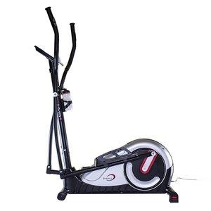 Crosstrainer - Magnetisk (H0103) svart & vit
